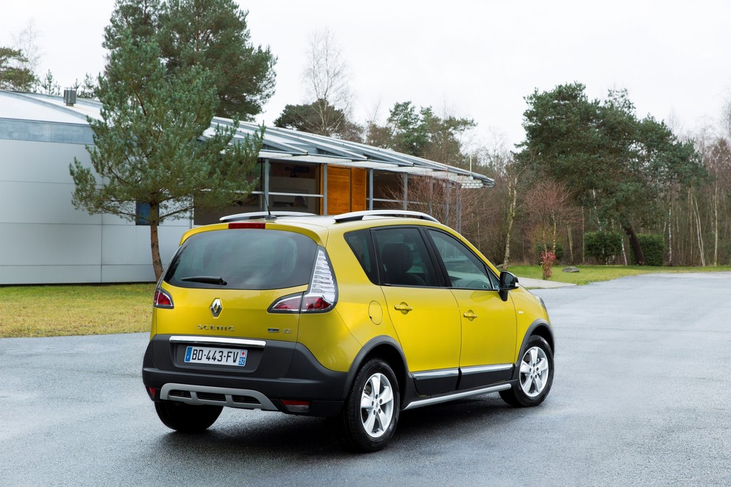 Genf 2013: Renault Scénic kommt als
