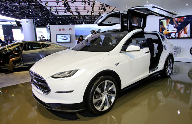 Genf 2013: Tesla kommt mit Model X