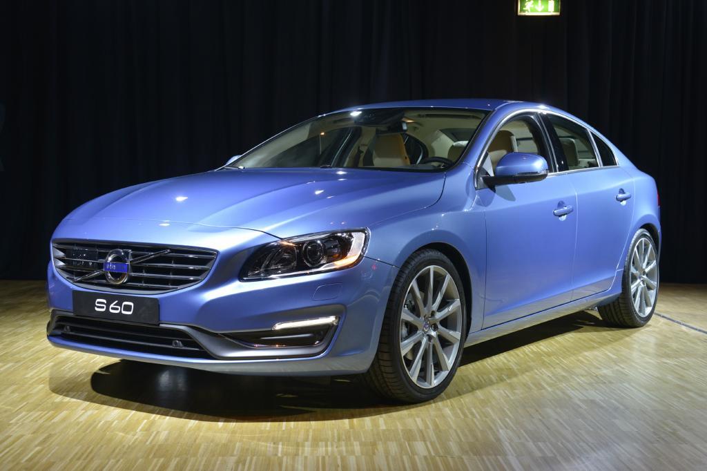 Genf 2013: Volvo-Baureihen 60/70/80 - Auf den Stand gebracht