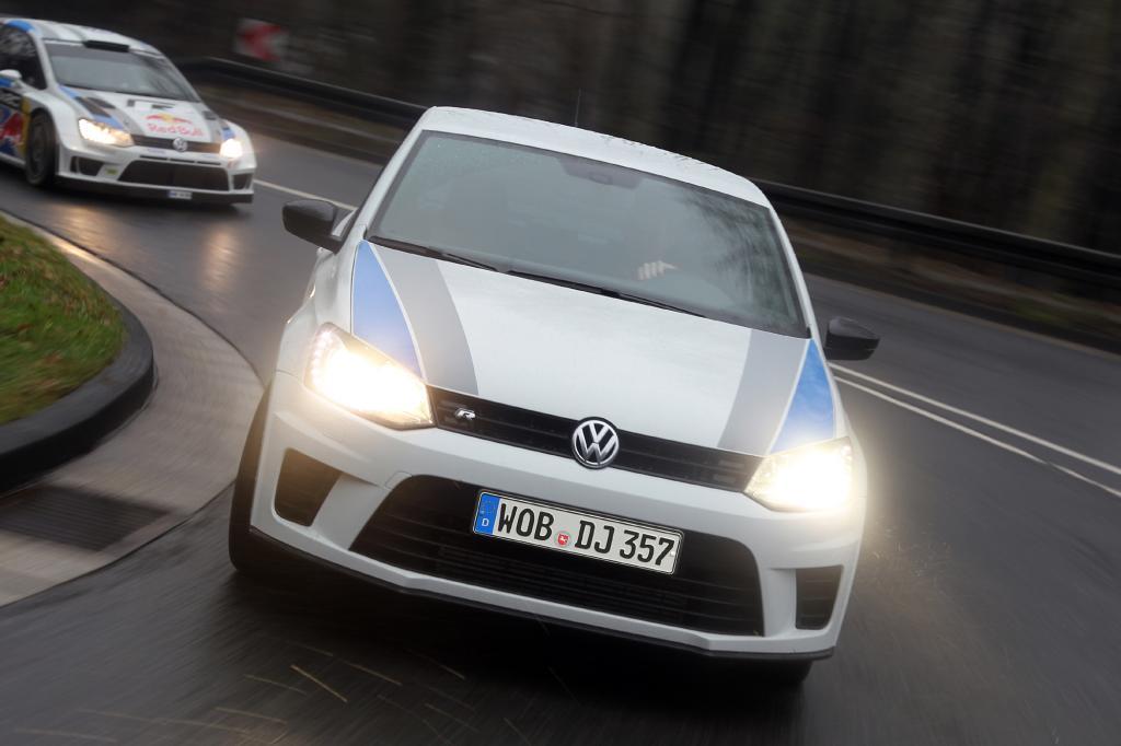 Getreu des Rallye-Reglements baut VW  eine Kleinserie von 2.500 Exemplaren