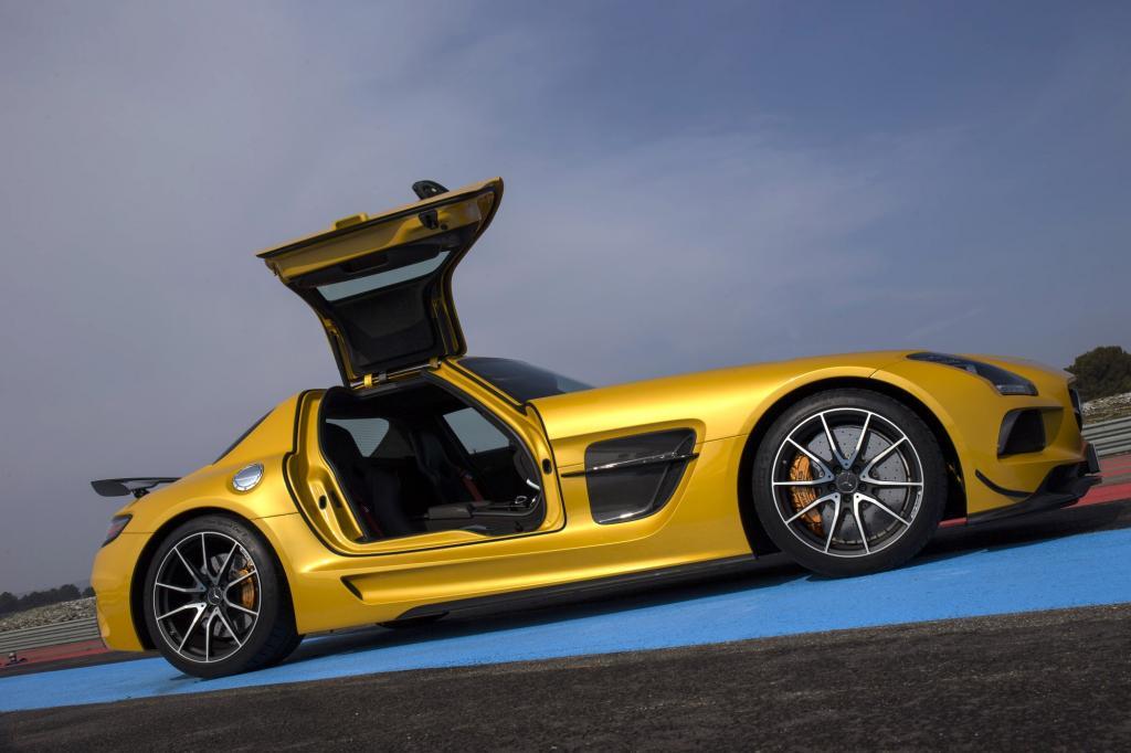 Gute drei Jahre ist der Mercedes SLS nun schon im Handel