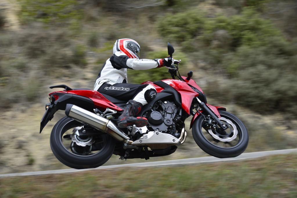 Honda CB500F: Allrounder zum Einstieg