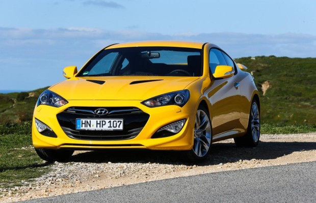 Hyundai Genesis Coupé - Schnell, aber selten