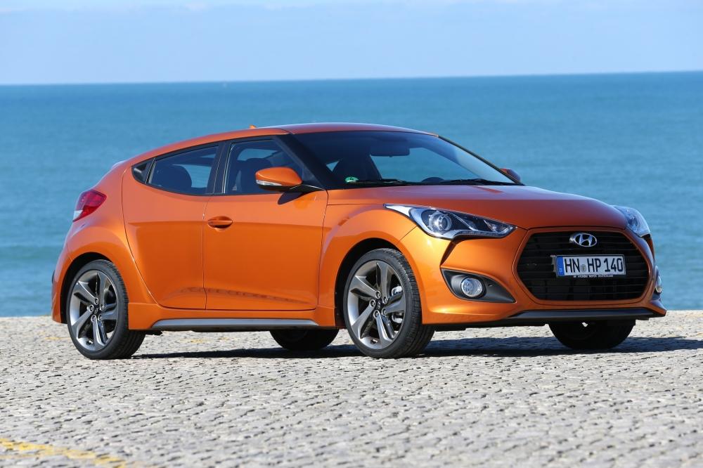Hyundai Veloster Turbo - Mit Vollgas nach vorn