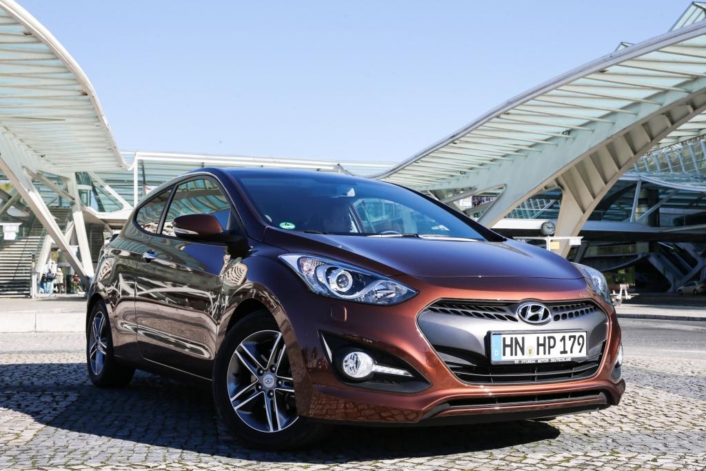 Hyundai i30 Coupé - Weniger ist manchmal mehr