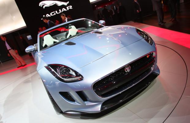 Jaguar Land Rover beginnt 2013 mit einem dicken Plus