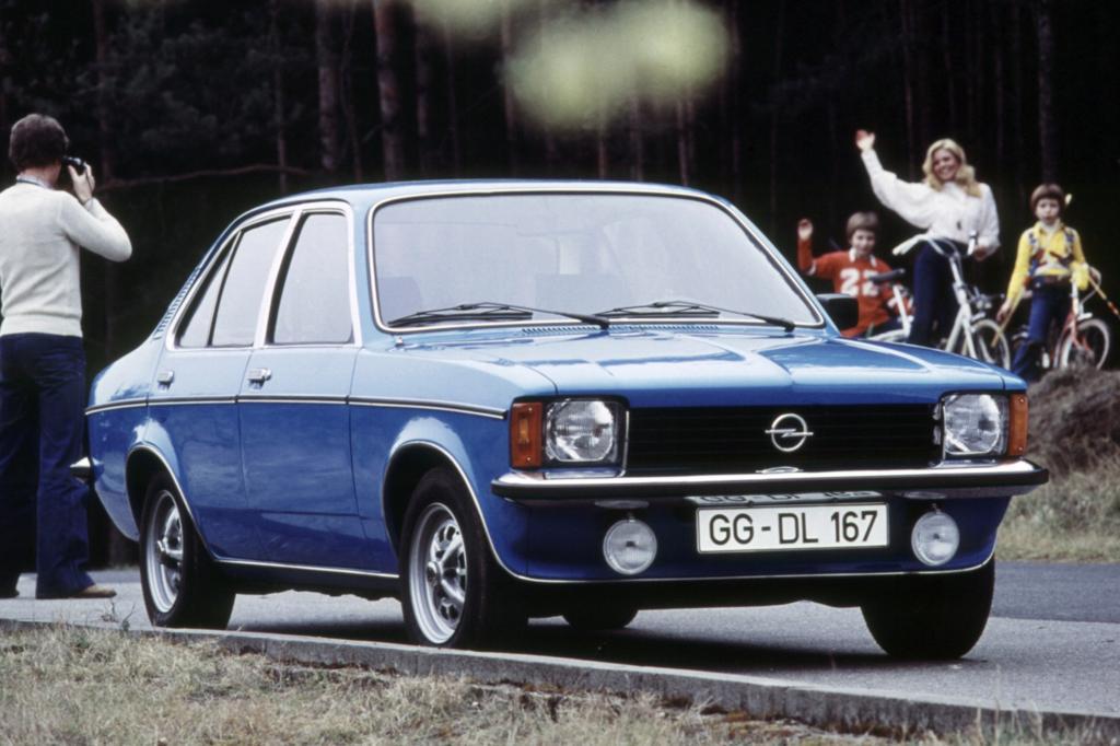 Kadett 4tuerig ab 1977