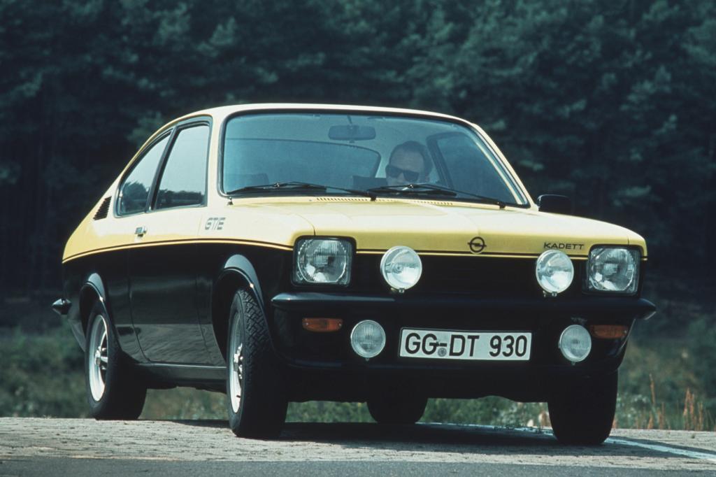 Kadett GTE 1975