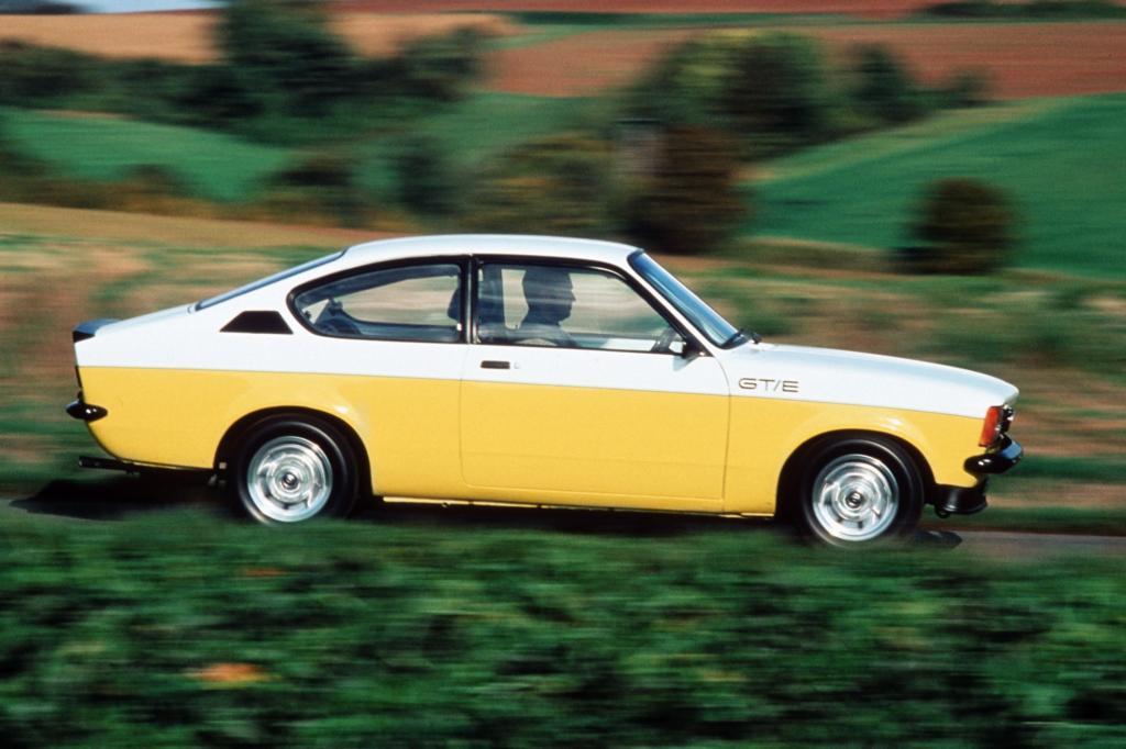 Kadett GTE 1977