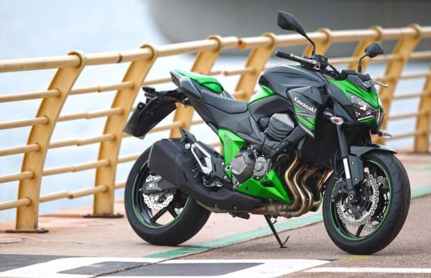 Kawasaki mit Sonderaktion für Z 800
