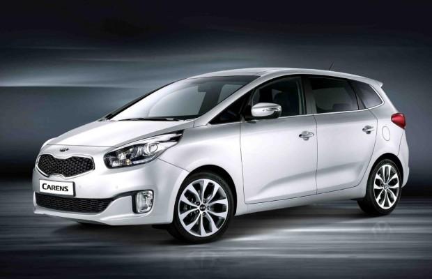 Kia Carens - Ein Van für 20.000 Euro