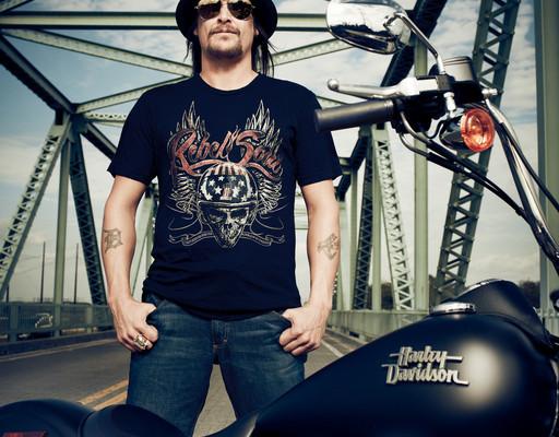 Kid Rock gibt bei Harley-Geburtstag den Ton an