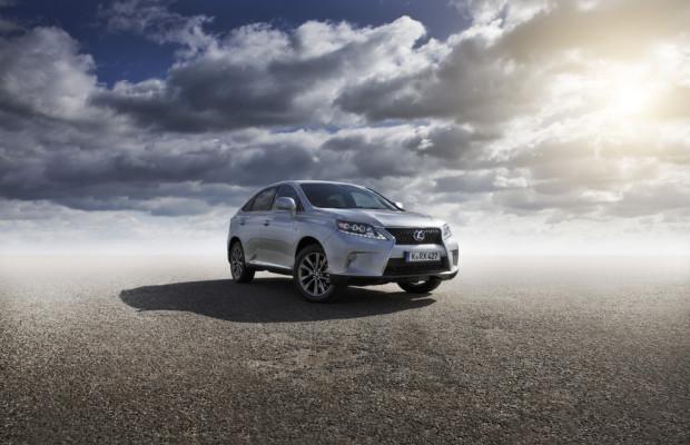 Lexus legt um 18 Prozent zu