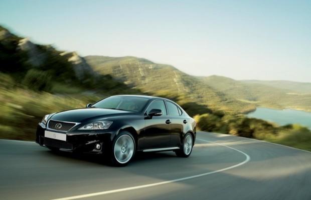 Lexus wächst kräftig – aber nicht in Europa