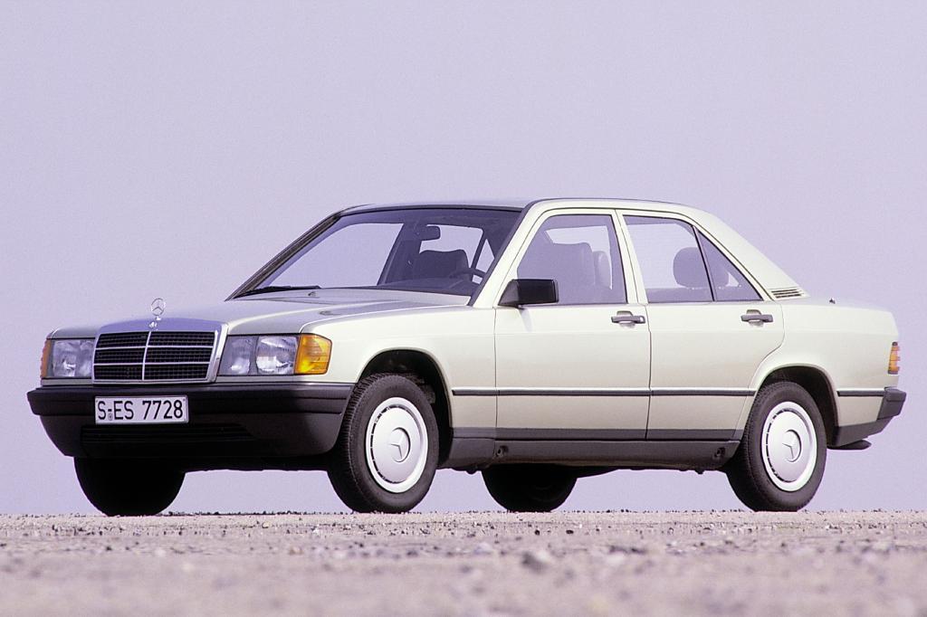 Mercedes 190er