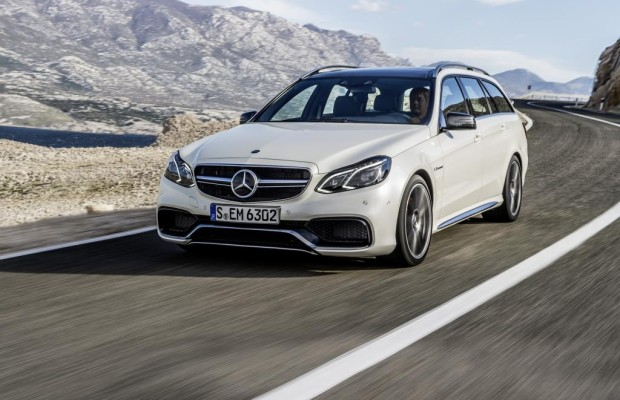 Mercedes-Benz E 63 AMG - Dezent beschleunigt