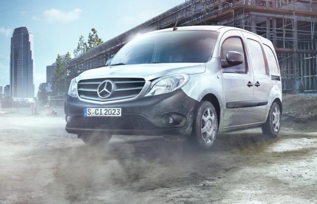 Mercedes-Benz bietet Sondermodell Citan Worker