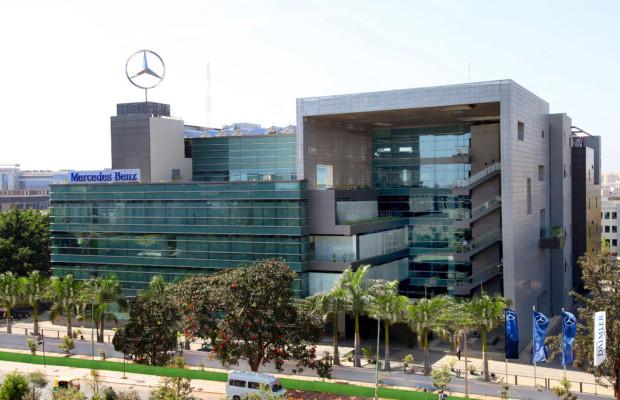 Mercedes-Benz mit neuem Forschungszentrum in Indien