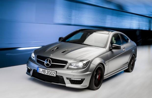 Mercedes C63 AMG Edition 507: Es darf noch mehr sein