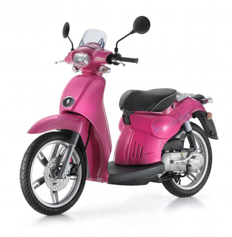 Moped-Führerschein ab 15 Jahre