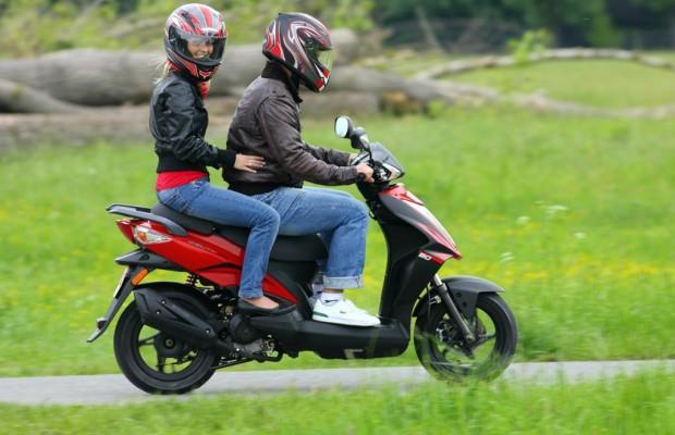 Moped-Kennzeichen - Neue Versicherung ab März