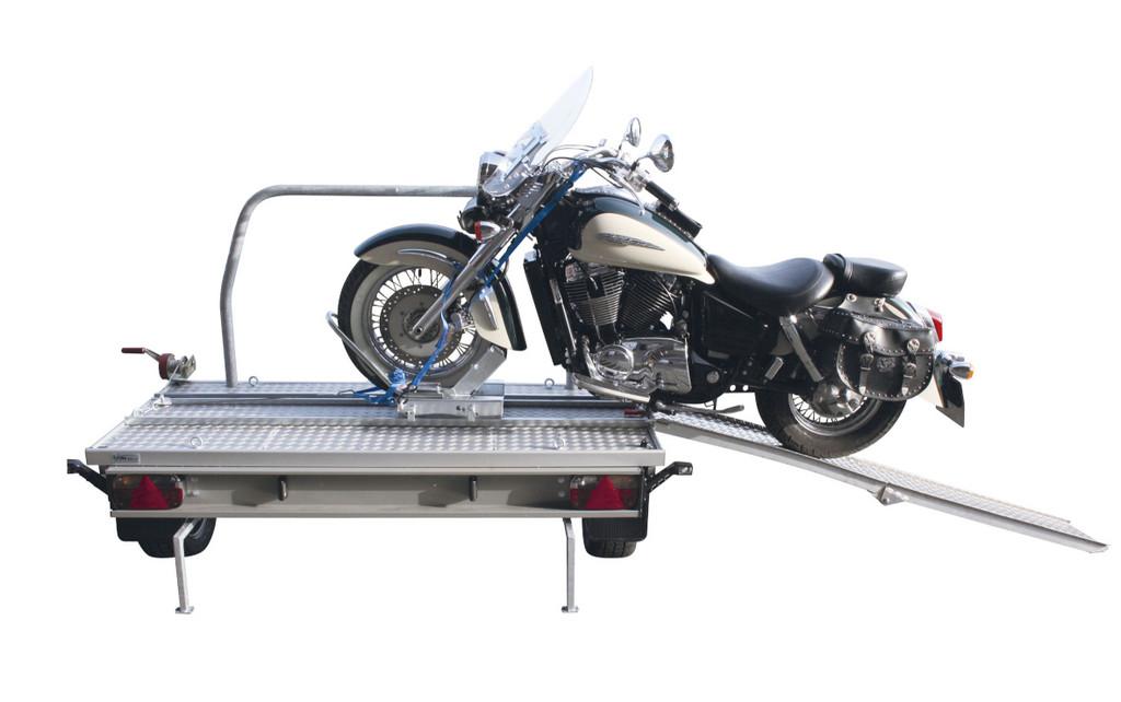 Motorrad-Auffahrhilfe für Sawiko Wheely