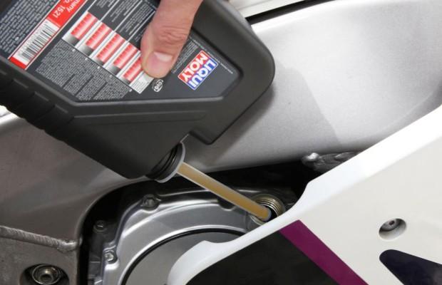Motorrad-Öl: Wer gut schmiert, der gut fährt