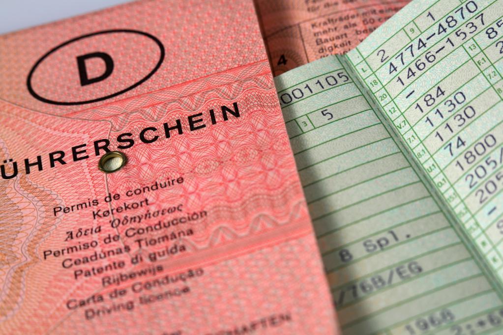 Neue Führerscheinregelung: Zurück zum alten Dokument