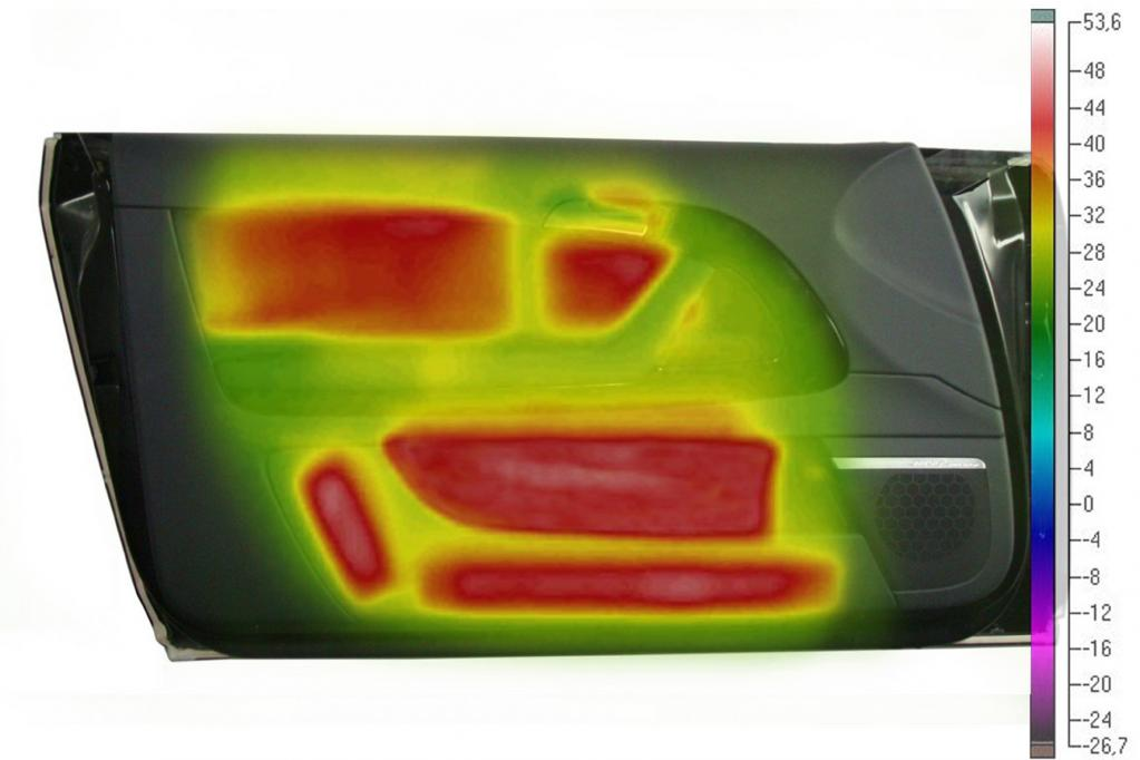 Neue Textilien im Auto leuchten, kühlen und wärmen