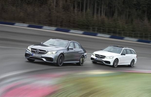 Neuvorstellung: Mercedes E 63 AMG – Fliegen in der Power Business Class