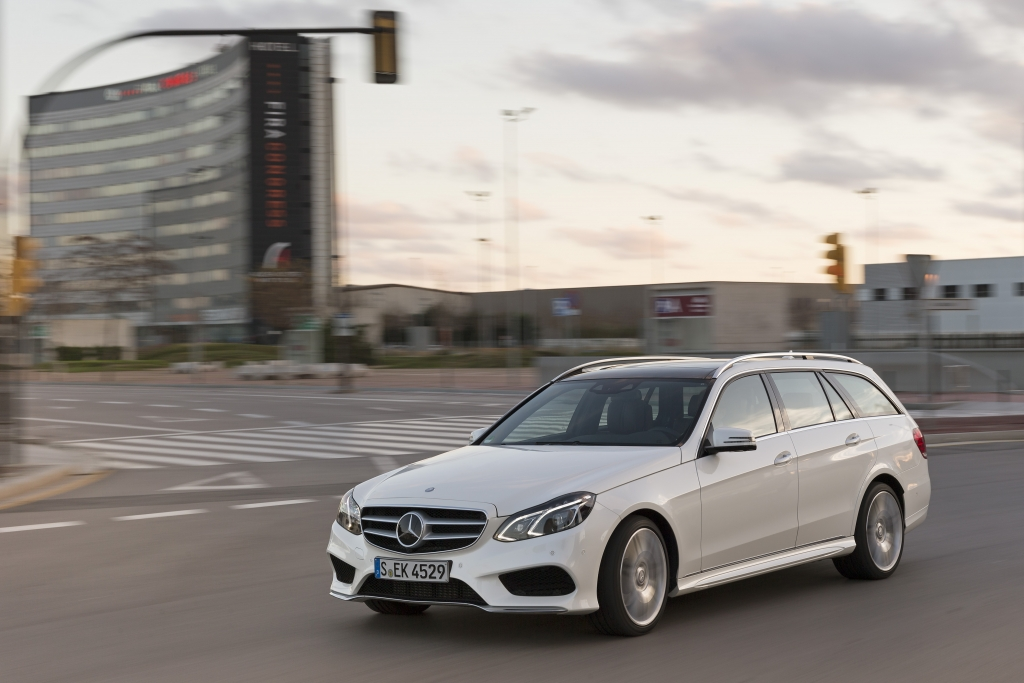 Neuvorstellung Mercedes E-Klasse - Das Milliardengeschäft