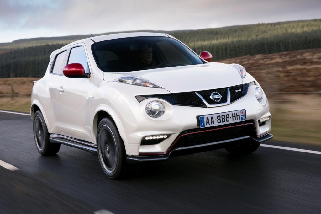 Nissan bringt den Juke in einer Nismo-Version