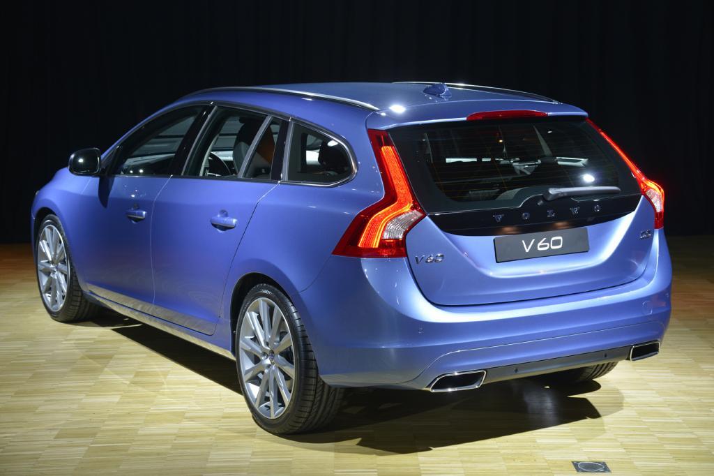 Noch einmal hat Volvo das Bewährte verbessert, wie den V70