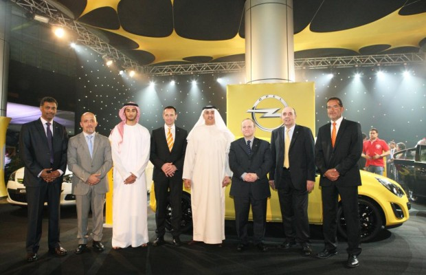 Opel: Ab in die Wüste