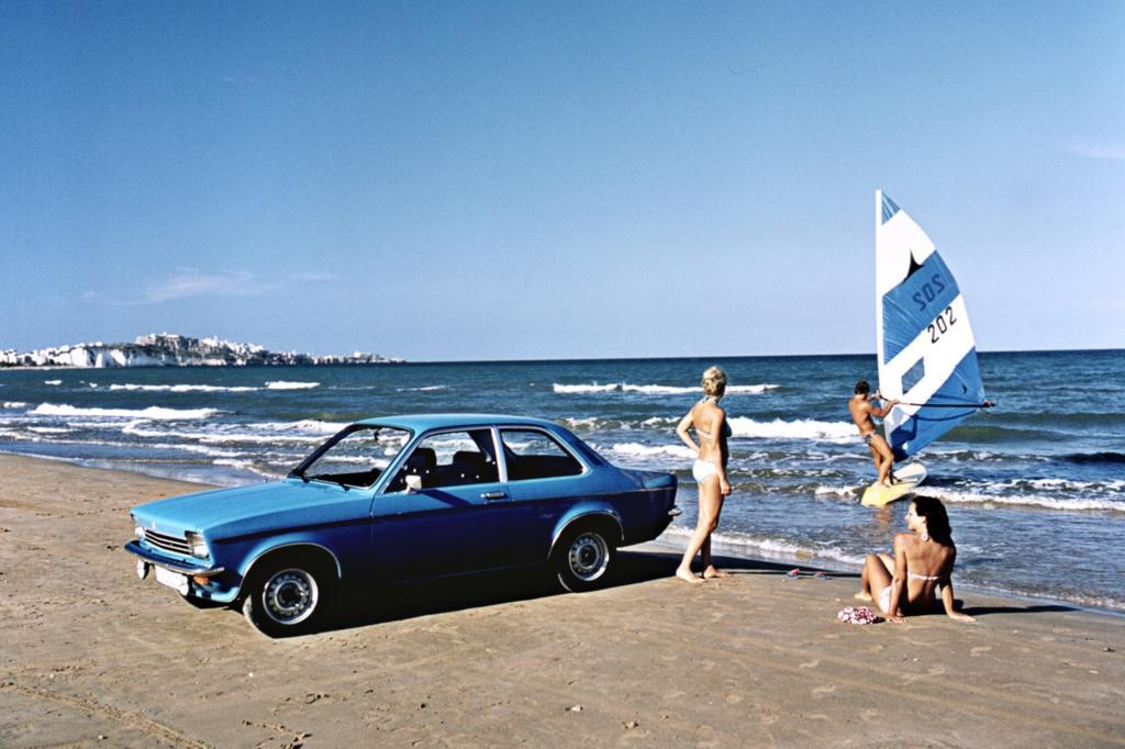 Opel Kadett 2 tuerig ab 1973