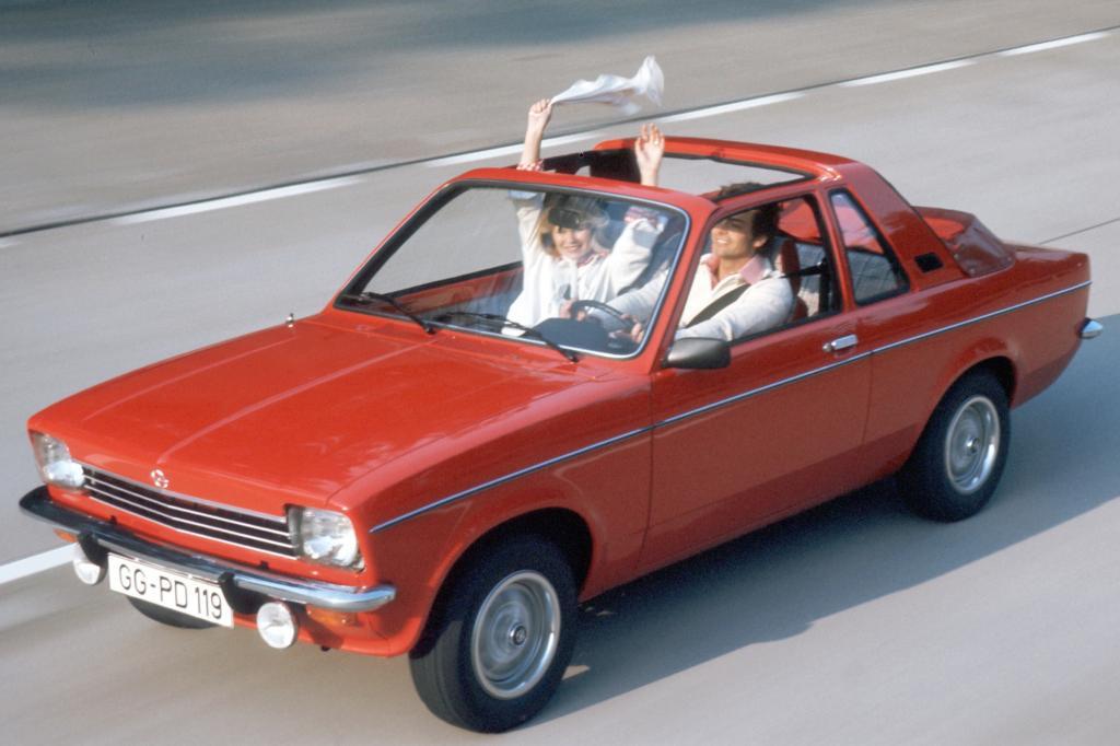 Opel Kadett Aero 1976