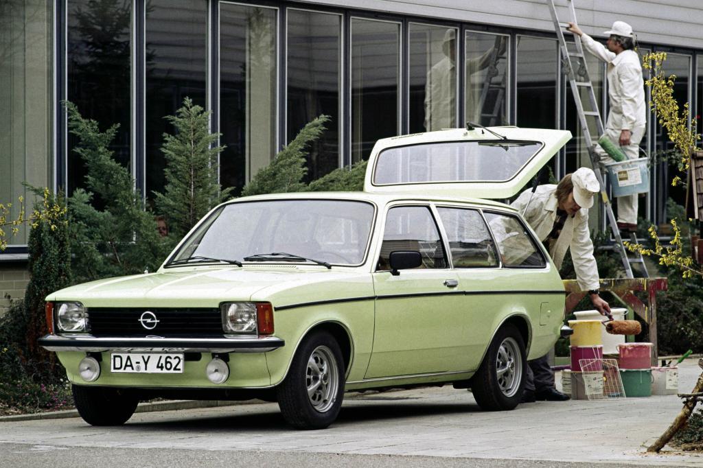 Opel Kadett Caravan ab 1977