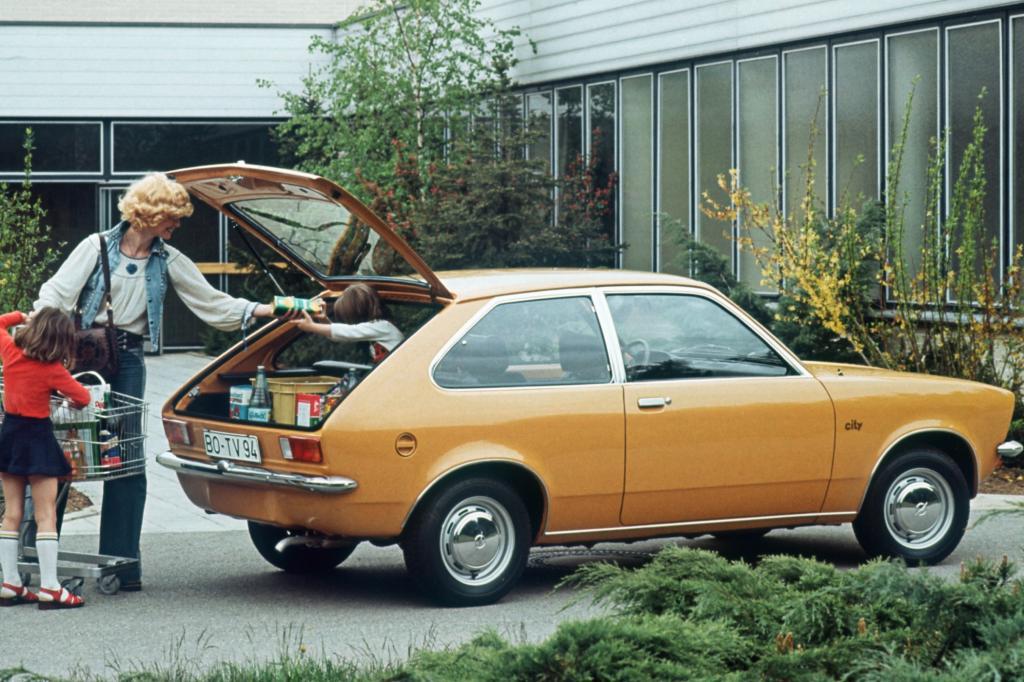 Opel Kadett City ab 1975