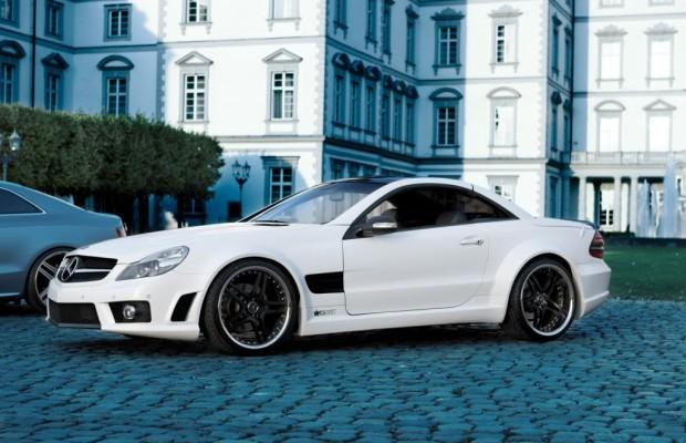 Optisches Tuning für den Mercedes 500 SL