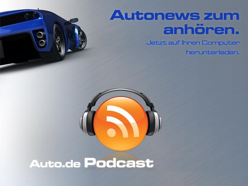 PODCAST: Autonews vom 01. Februar 2013
