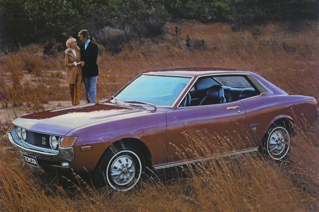 Platz 11: Toyota Celica 1971