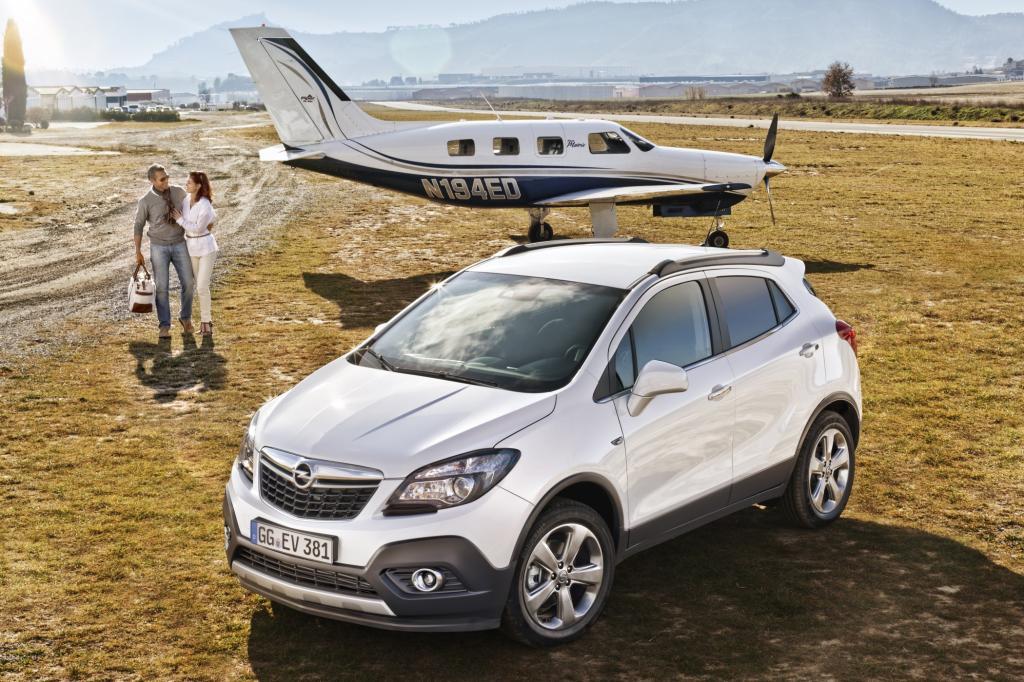 Platz 16: Opel Mokka 2012