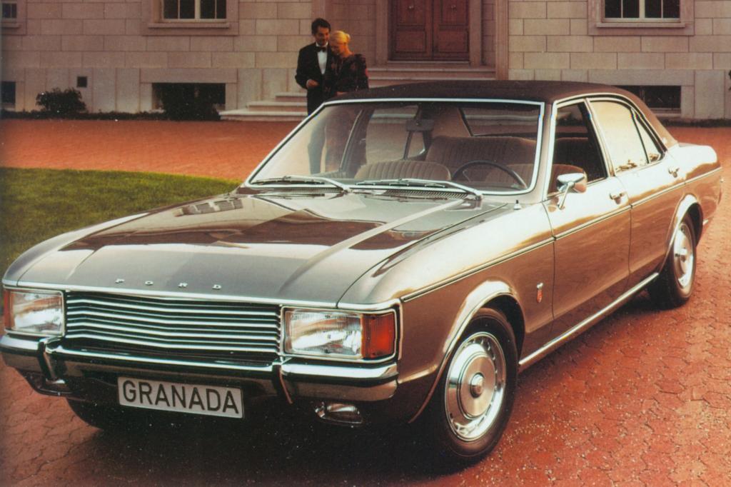 Platz 17: Ford Granada 1972