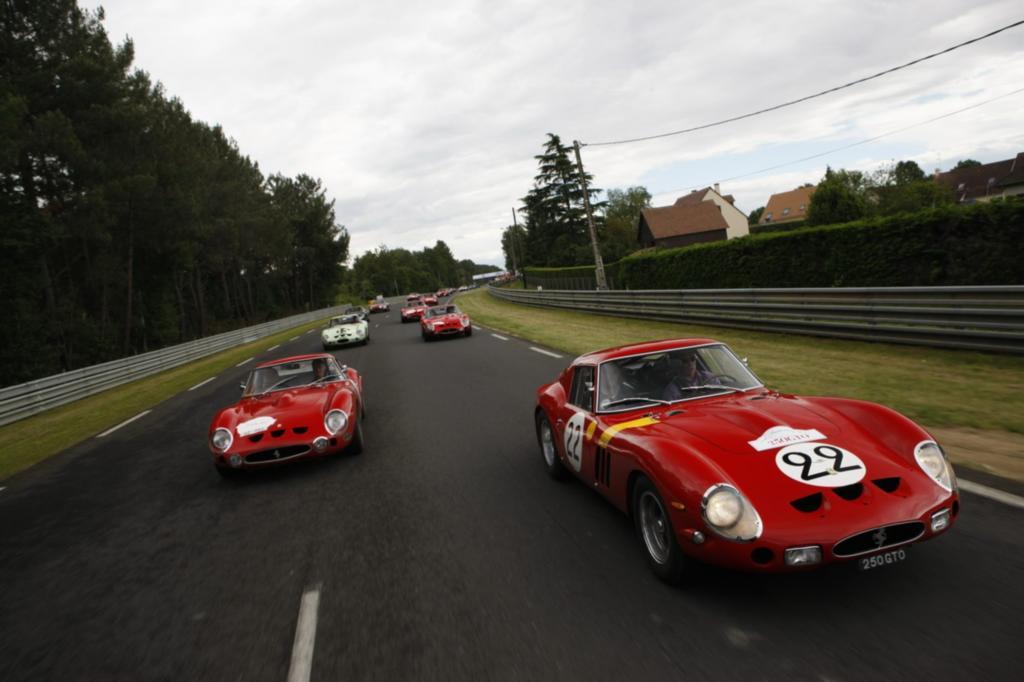 Platz 2: Ferrari 250 GTO 1962
