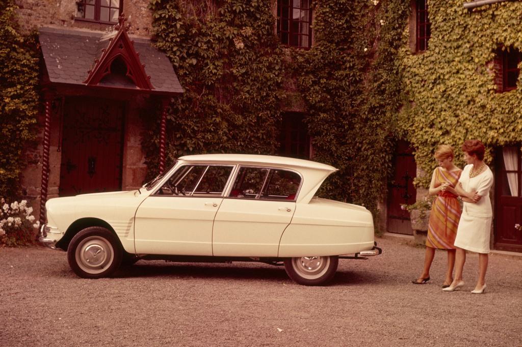 Platz 20: Citroen Ami6 Jahr 1961