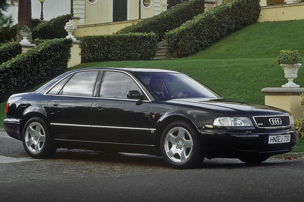 Platz 6: Audi A8 1994