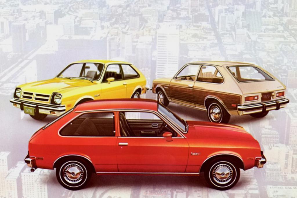 Pontiac Acadian 1976