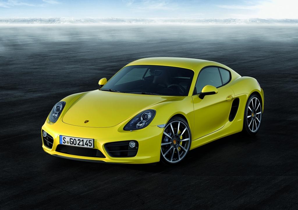 Porsche Cayman S: Der kleine Elfer (Langversion)