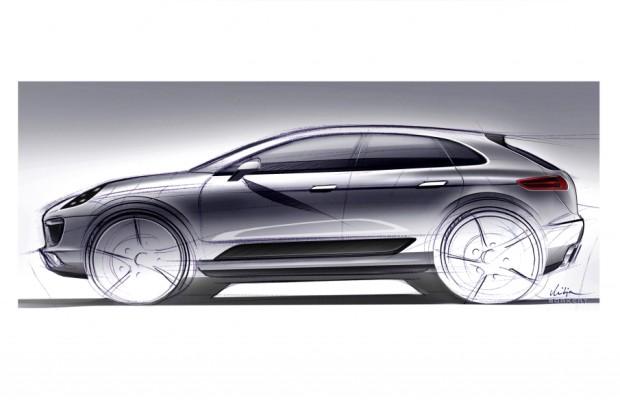 Porsche: Testlauf der Karosseriebauanlage für den neuen Macan
