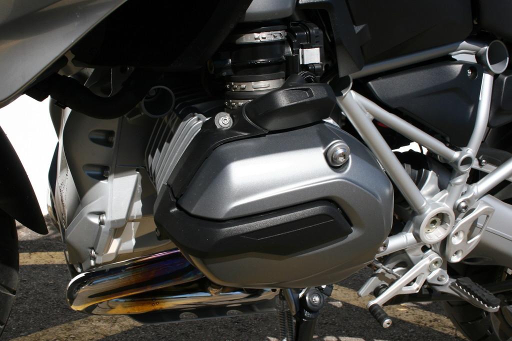 Pressepräsentation BMW R 1200 GS: Leichtfüßig
